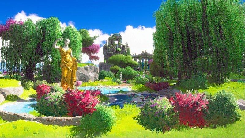 Immortals Fenyx Rising Valley Of Eternal Spring