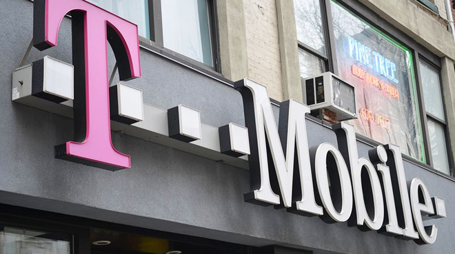 T-Mobile storefront