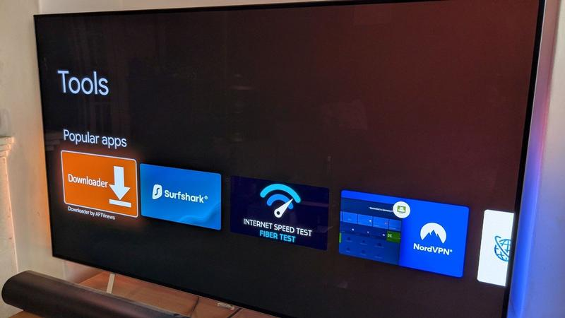 Chromecast with Google TV apps