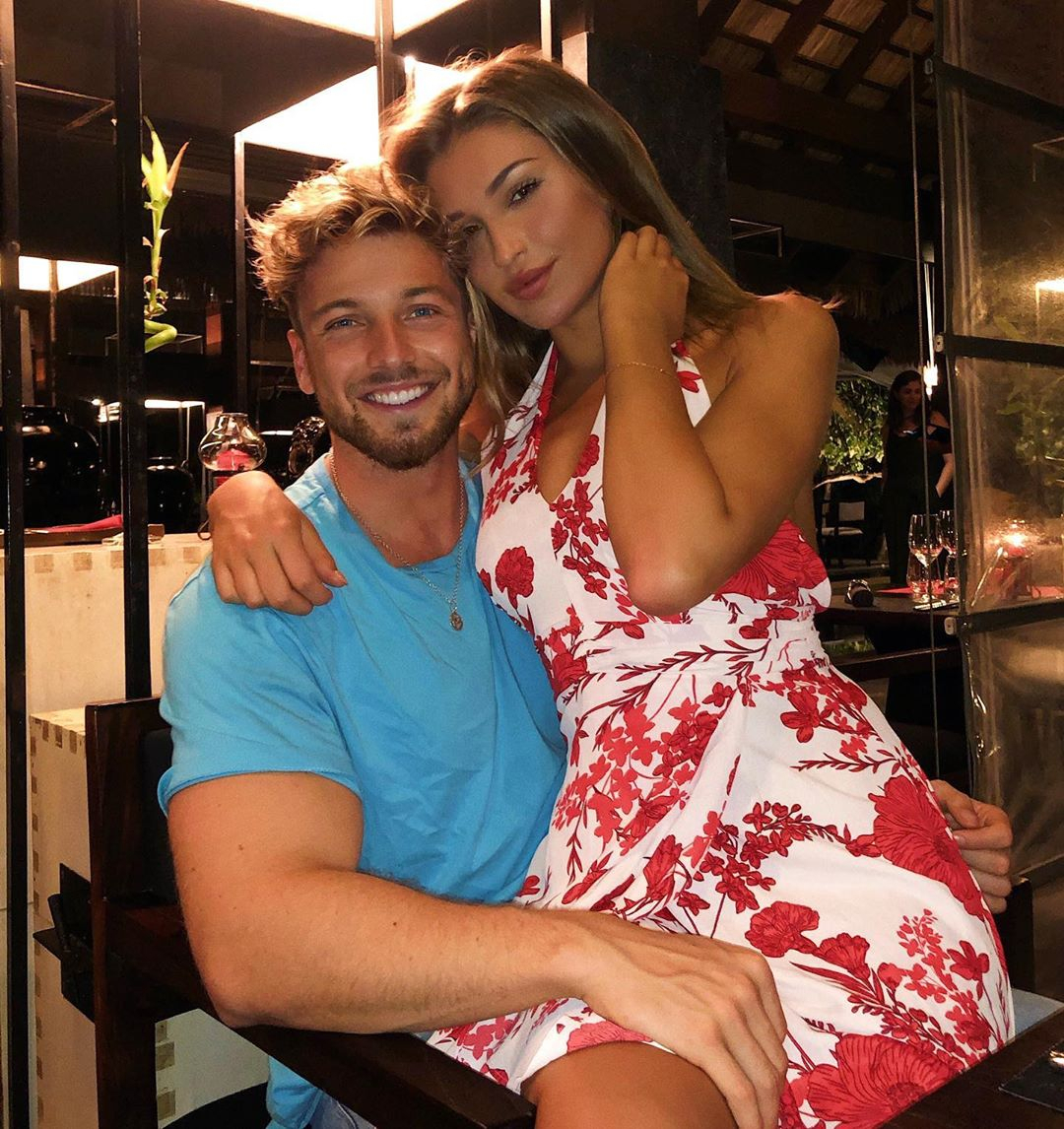 Sam Thompson said he will need therapy to get over Zara McDermott's unfaithfulness