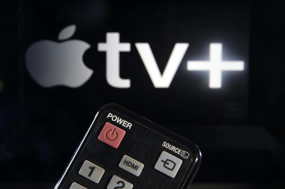 Apple TV + : Illustration