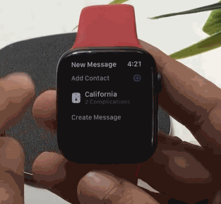 How to Share Your Apple Watch Face
