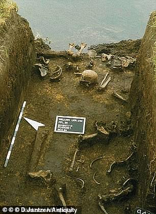 Experts have long scrambled to explain how 1,400 people perished at this one event when the region was sparsely populated throughout the Bronze Age