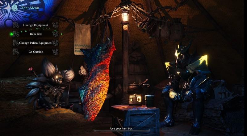 Monster Hunter World Fatalis Preparation