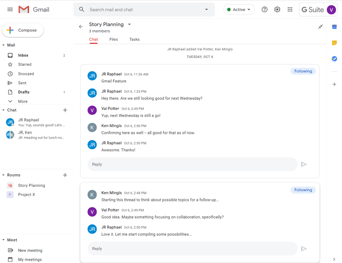 00 gmail collaboration interface