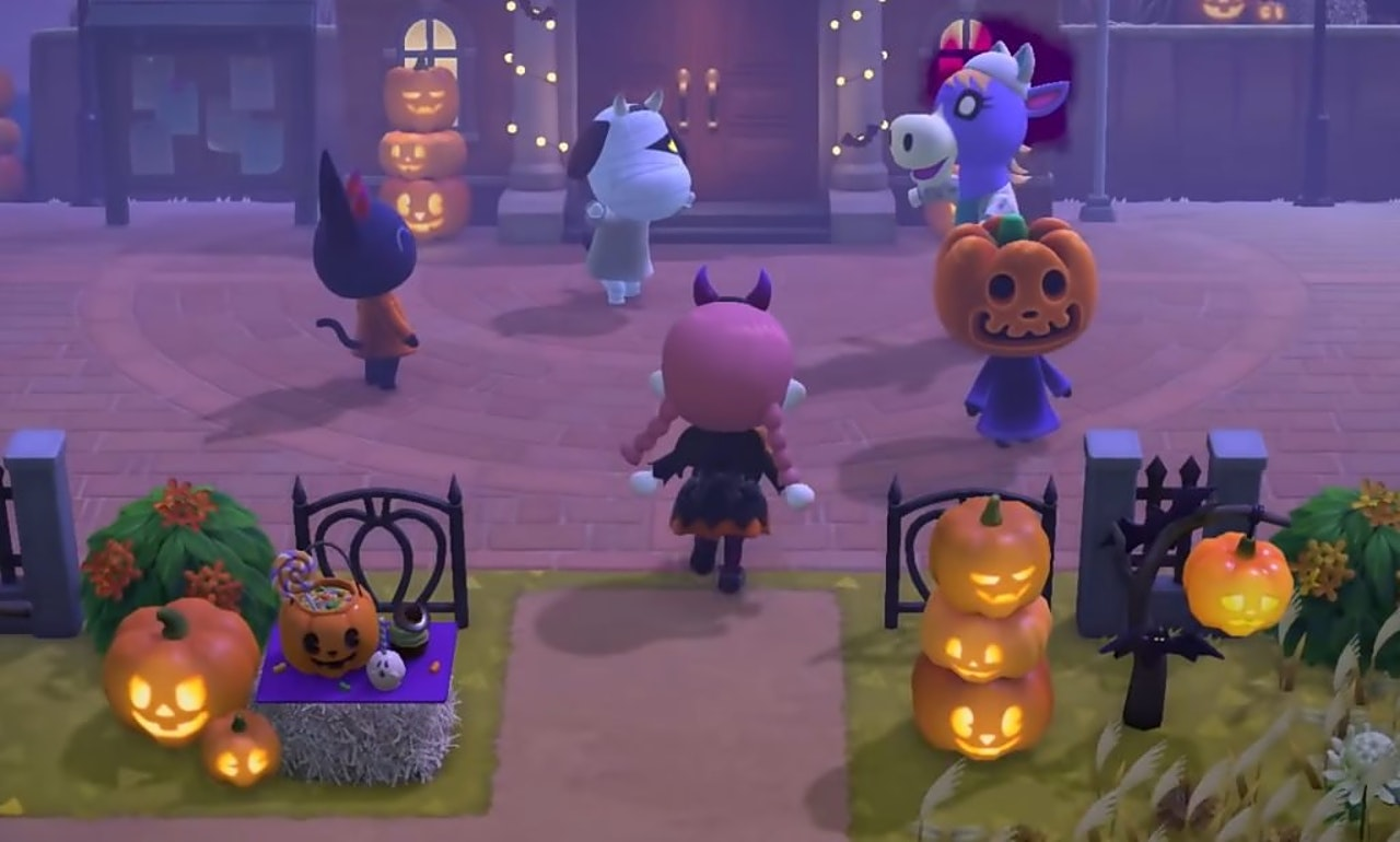 animal crossing spooky furniture recipes guide