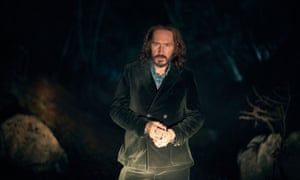 'I like the contradictions': Bertie Carvel plays an unsettling 'paranormal expert' in The Sister.