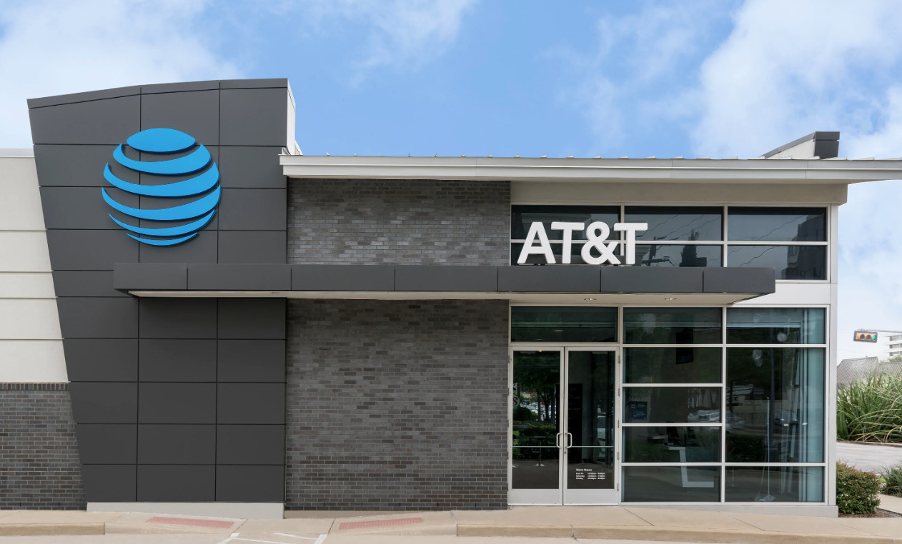 AT&T Wireless store