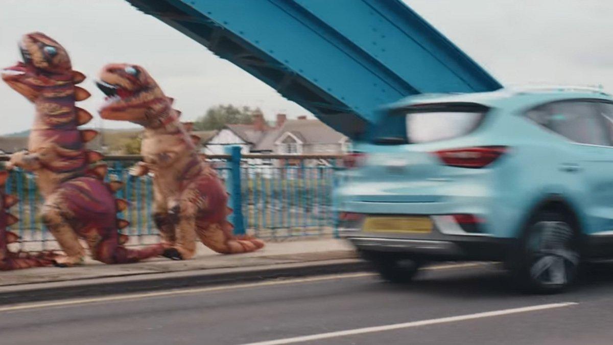 dinosaurs ad