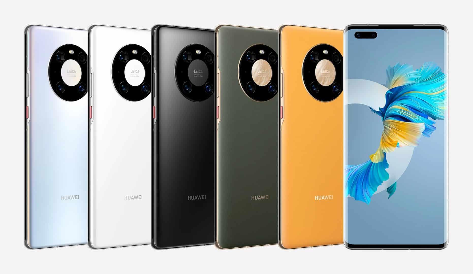 Huawei Mate 40 series 3