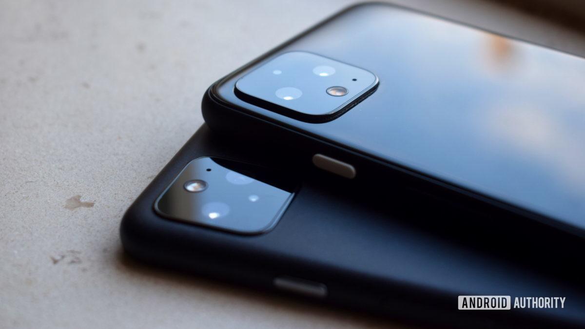 Google Pixel 5 vs Google Pixel 4 cameras 3