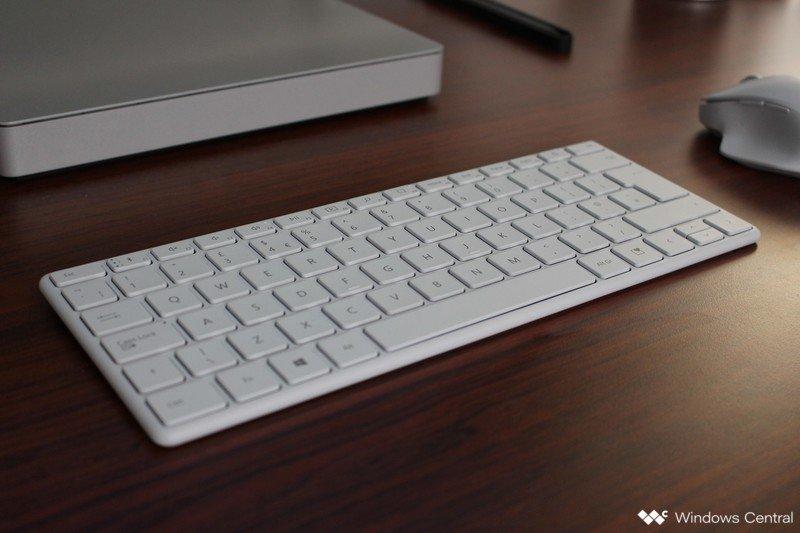 Designer Compact Keyboard Hero