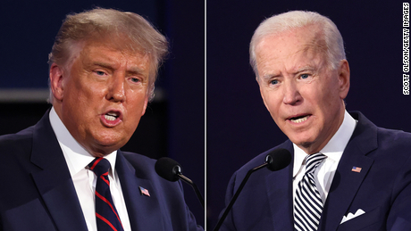 Trump in need of a game-changing moment as he meets Joe Biden for final debate