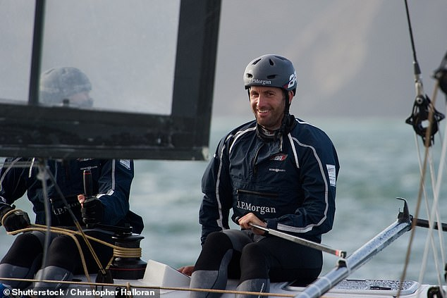 The company behind the idea is BAR Technologies which is a spin-off of a firm set up by Olympian Ben Ainslie (pictured) in order to gain an edge in competition