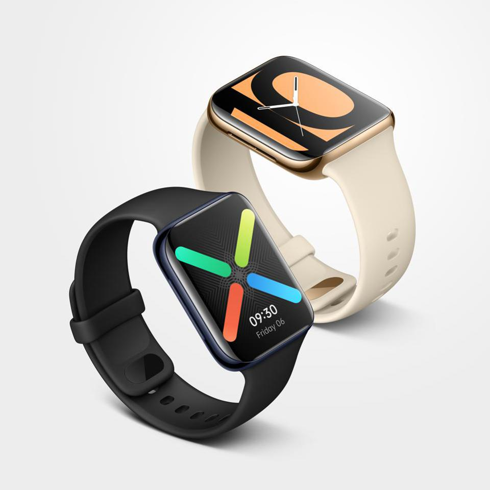 The OnePlus Watch could look similar to the Oppo Watch