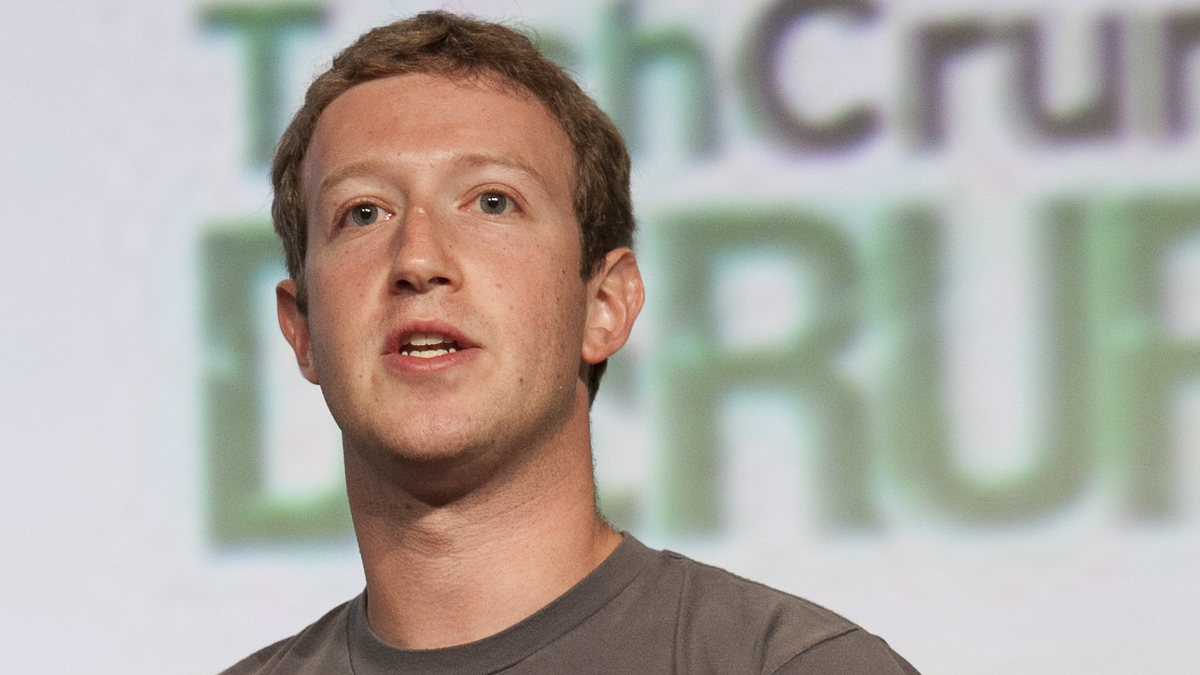 Speak up: Tech giants including Mark Zuckerberg's Facebook are lobbying the EU.  (Source: JD Lasica on Flickr CC2.0)
