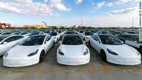 Tesla's China factory is about to play an even bigger role in its global ambitions