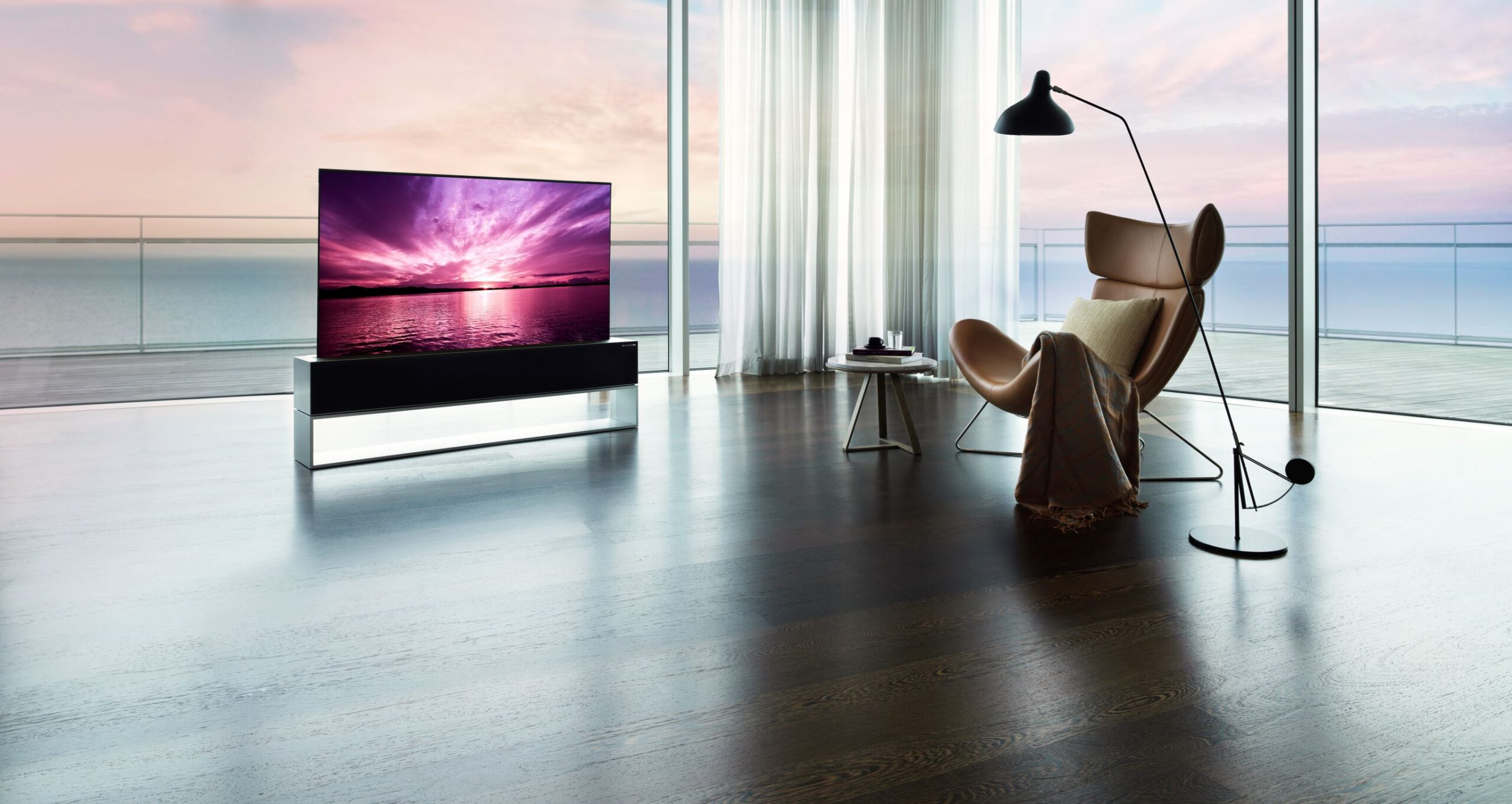 LG rollable TV 2