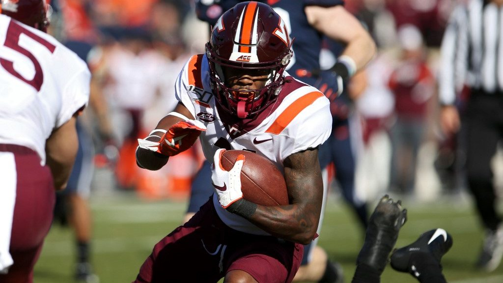 Virginia Tech vs. Wake Forest: NCAAF Week 8 Betting Picks and Game Predictions