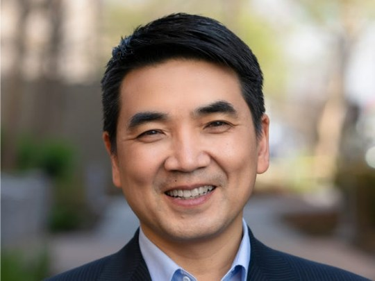 Eric Yuan, the CEO of Zoom