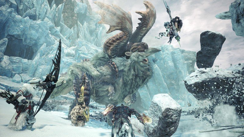Monster Hunter World: Iceborne Banbaro