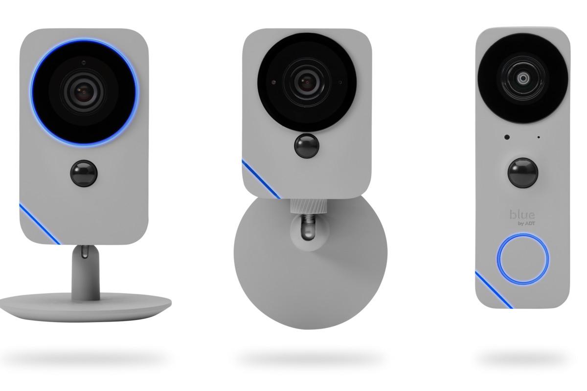1 pearl gray indoor outdoor and doorbell cameras