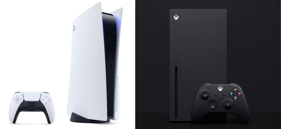 Not sure which new console you should get? We break it down to help you figure it out. (Image: Microsoft/ Sony)