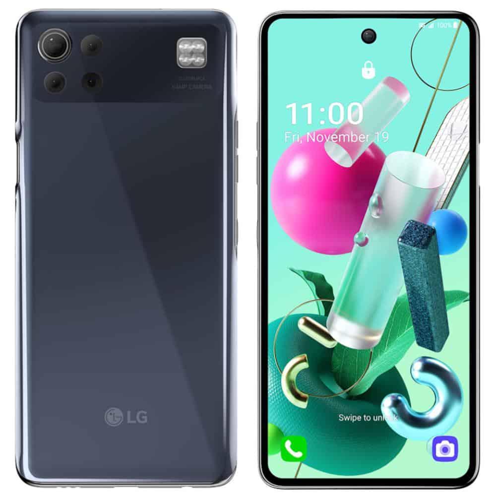 LG K92 5G best 5G android smartphones