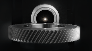 Precise White Light Scanning Measures Gears Fast