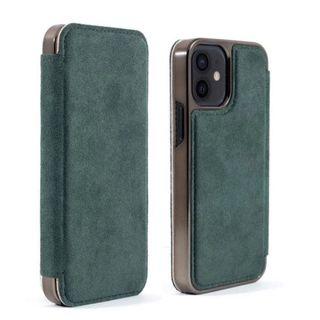 Greenwich Blake  Alcantara Case for iPhone 12 mini