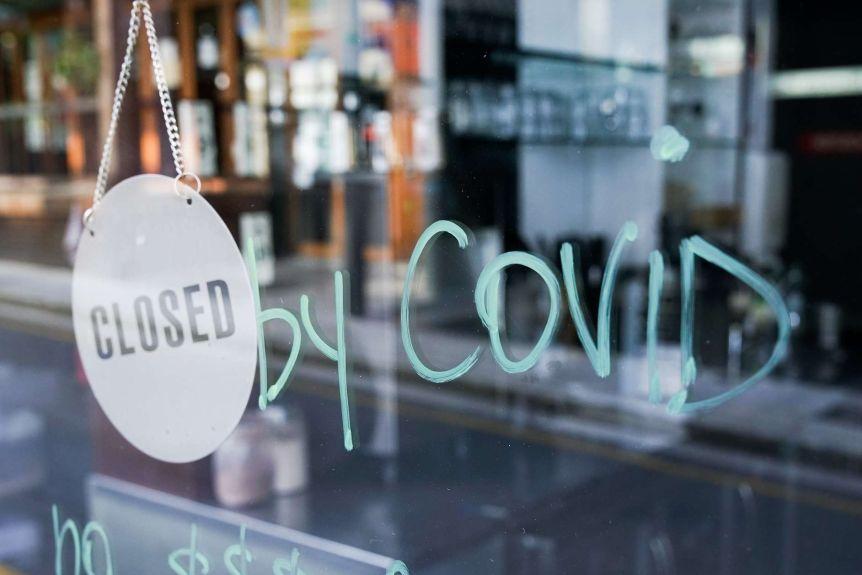 Businesses closed