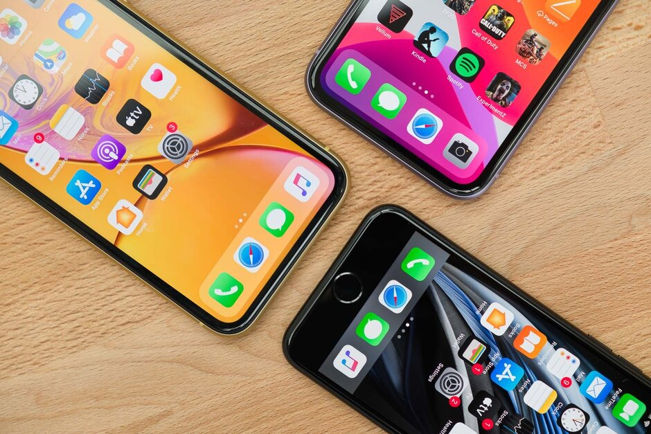 Apple iPhone SE, iPhone 11, and iPhone XR - Huawei's smartphone shipments dropped almost 60% in Western Europe last quarter
