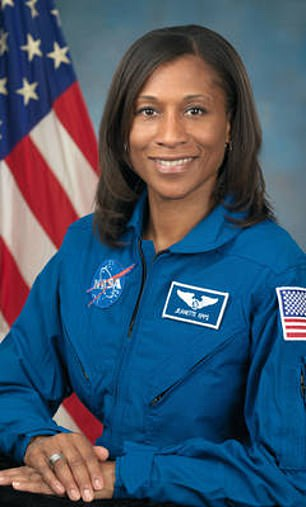 NASA astronaut Jeanette Epps will become the first black woman to board the ISS in 2021