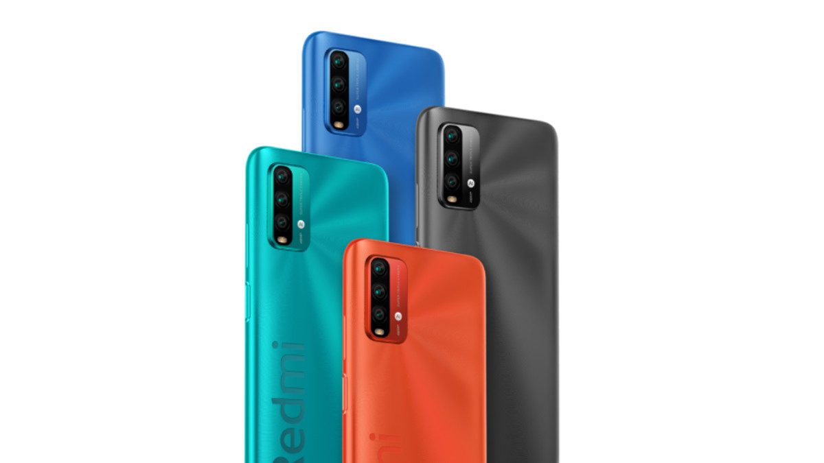 Redmi Note 9 4G official