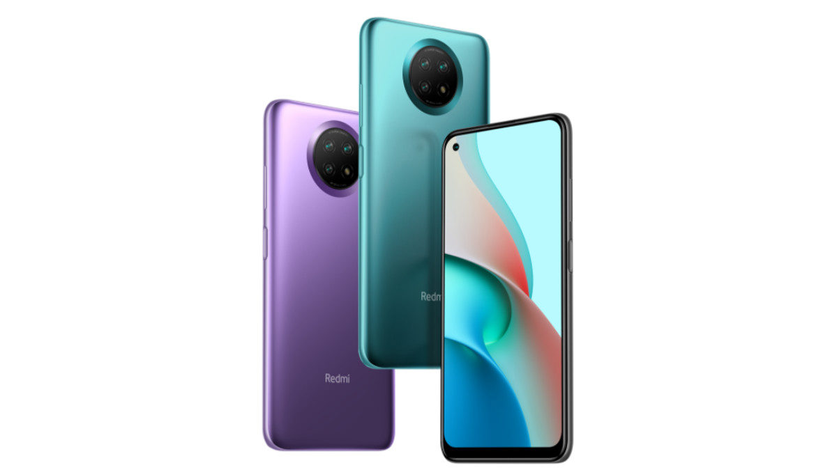Redmi Note 9 5G official