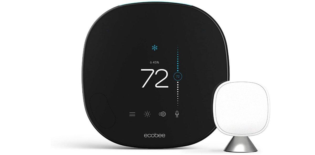 black friday smart home ecobee smartthermostat