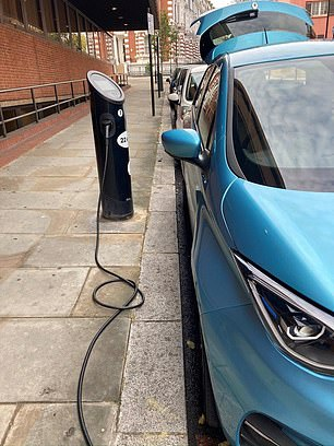If you haven't got a drive or a garage, then you are likely to rely on public charging points for electric cars, and in my experience the infrastructure just isn't good enough