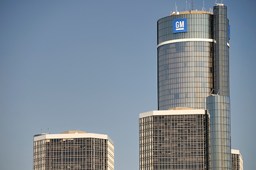 General Motors launches into auto insurance