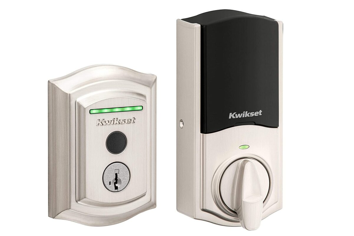 kwikset halo touch both sides