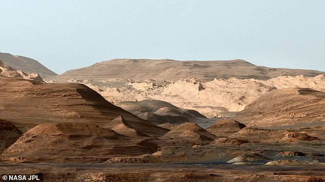 Dubbed a 'raging megaflood' by scientists, it was likely caused by an asteroid or comet hitting the planet, heating and unleashing ice stored on the Martian surface