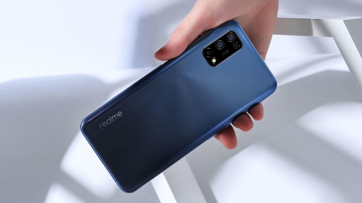 realme 7 5g phone