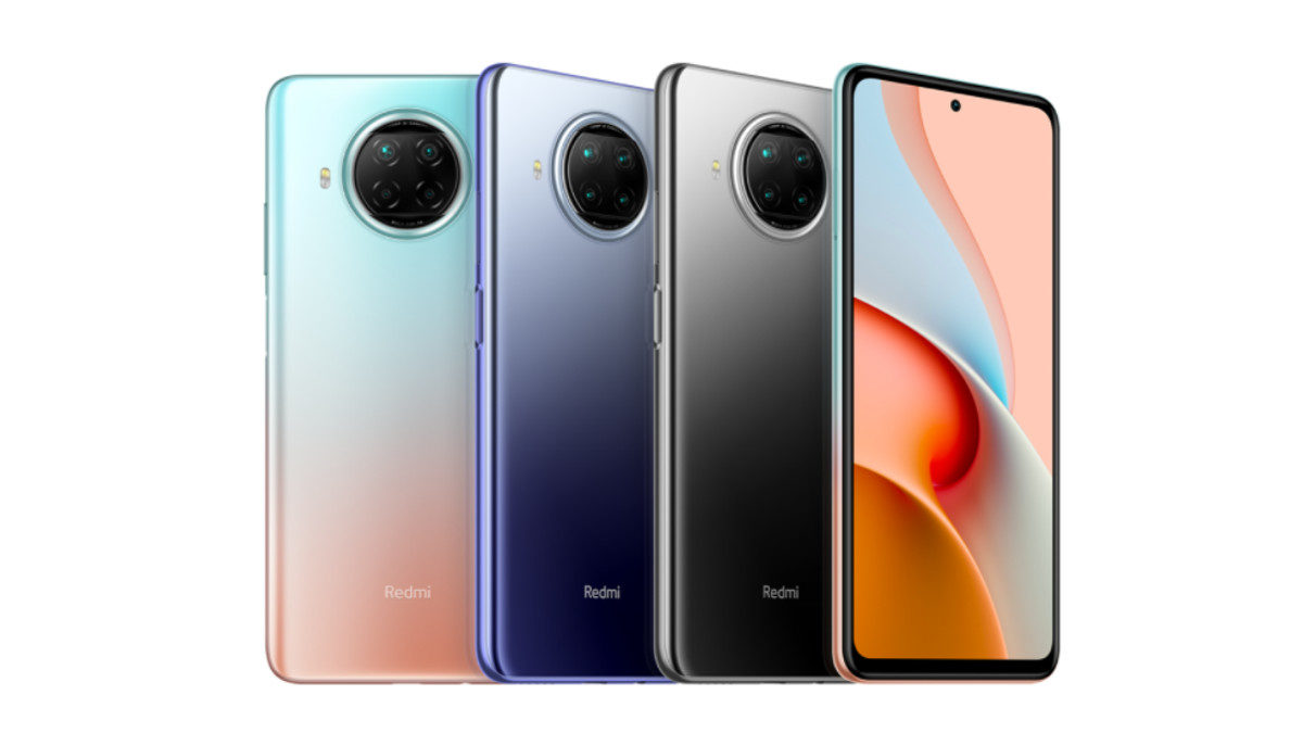 Redmi Note 9 Pro 5G official