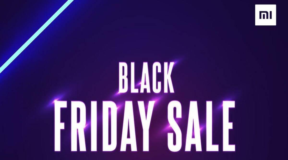 Xiaomi, Xiaomi India Black Friday sale, Xiaomi India, Xiaomi Black Friday sale, Black Friday sale, Black Friday sale in India, Redmi