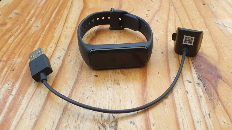 Samsung Galaxy Fit 2 review: Charger