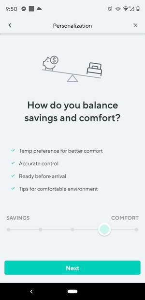 wyze thermostat app 3