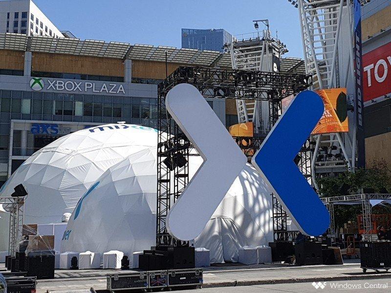 Mixer @ E3