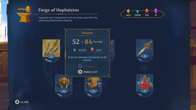 Immortals Fenyx Rising Upgrade