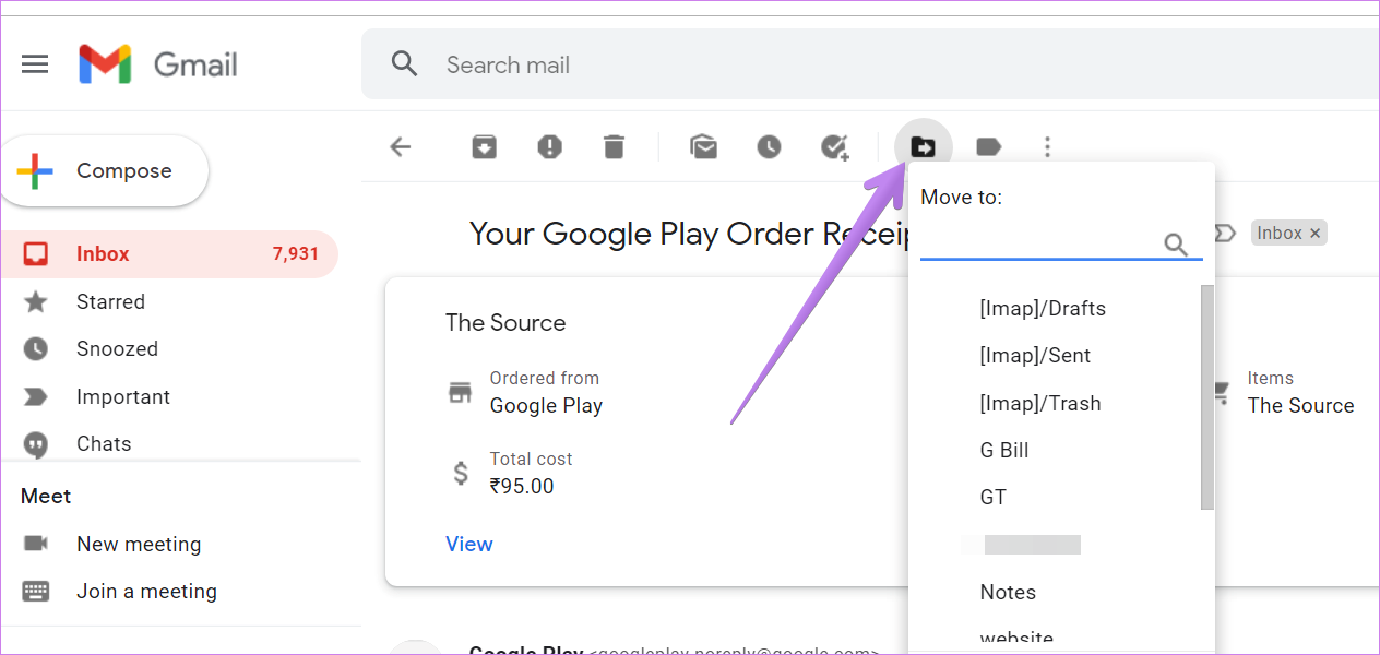 Organize gmail labels 7