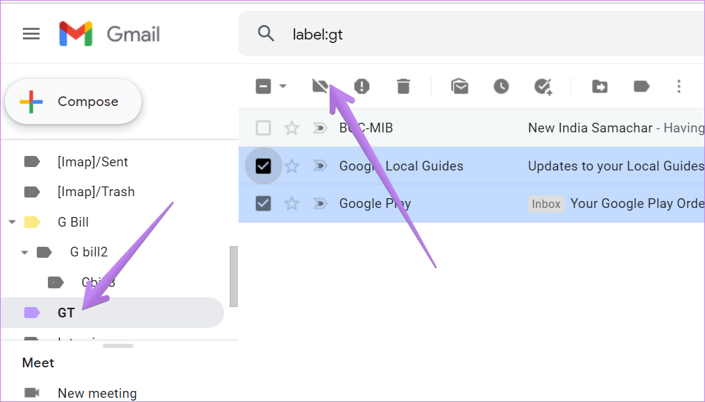 Organize gmail labels 17