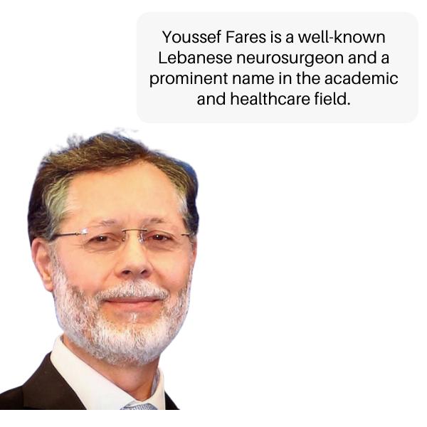 Youssef Fares Lebanese entrepreneurs